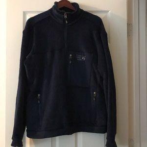 Mountain Hardwear plush fleece men's XL jacket